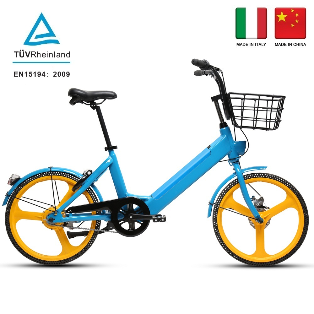 "E Bike2Share III (22 ""Neues Modell)"