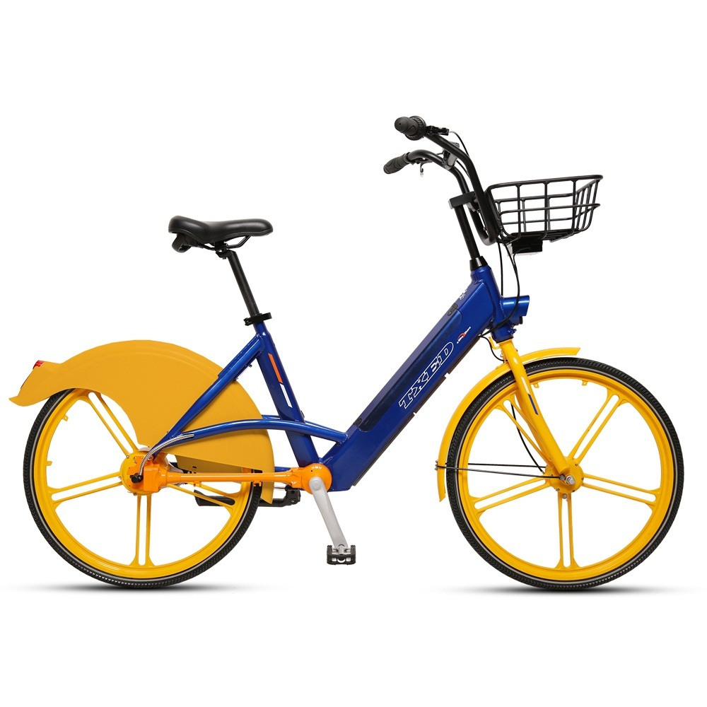 E Bike2Share SD