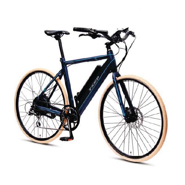 El Quick Cykel R45 Light in UK