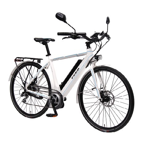 Electric Quick Cykel M45